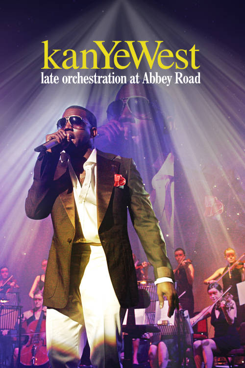 Kanye West: Late orchestration at Abbey Road