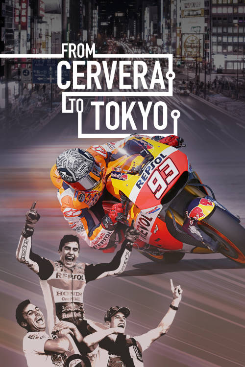 From Cervera to Tokyo