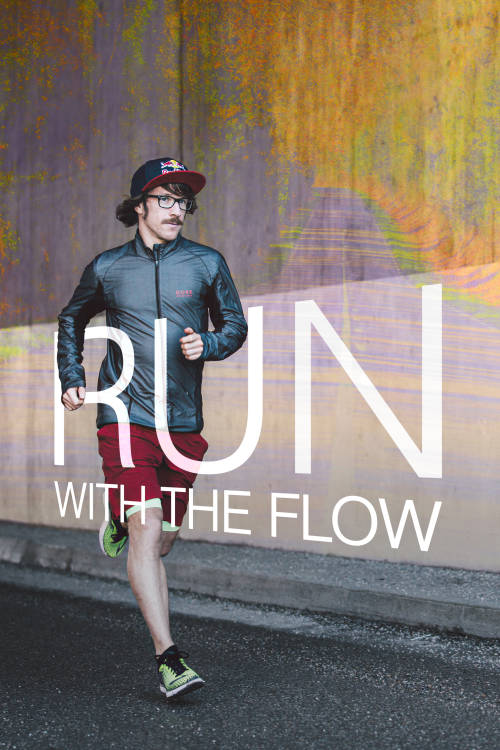 Run with the Flow