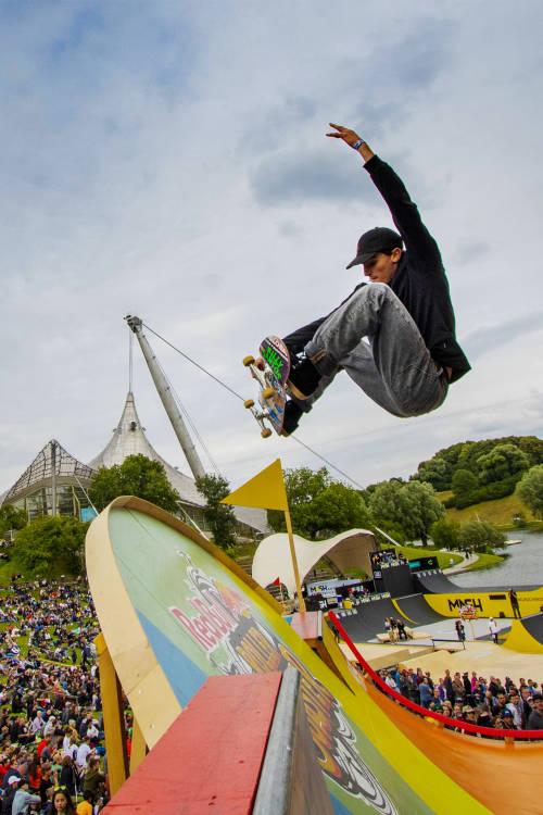 Red Bull Roller Coaster