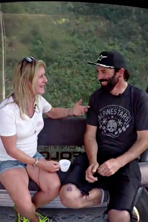 Rob's gondola talk with Kathy Sessler