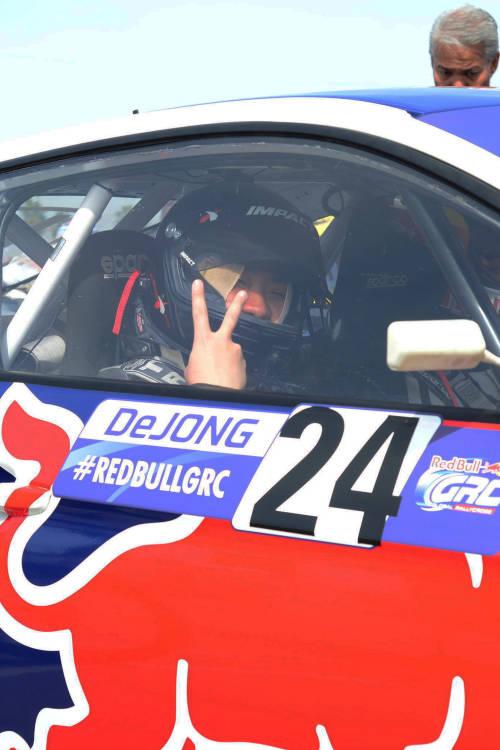 Global rallycross racing with StrifeCro