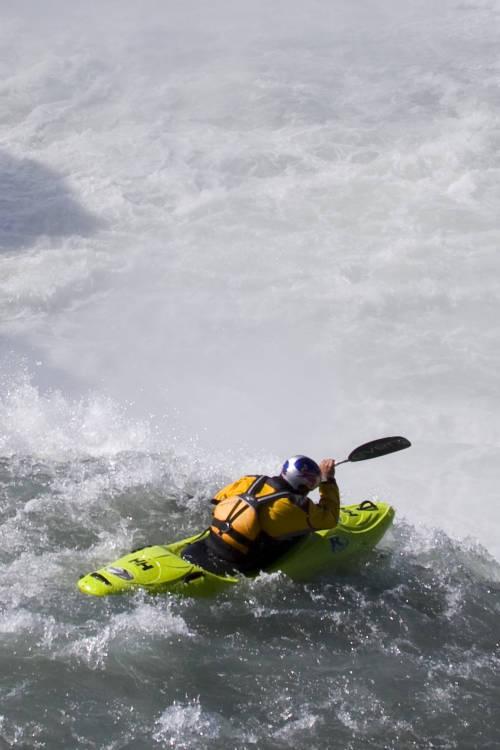 Kayaking the World