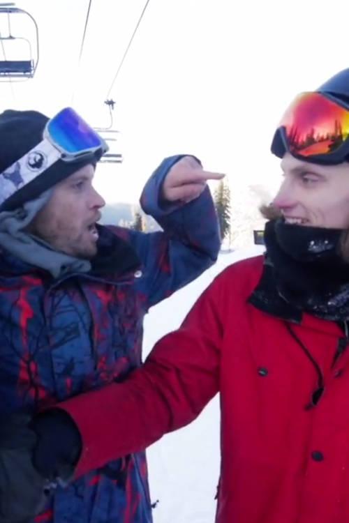 Aleksi Partanen vs Rene Rinnekangas
