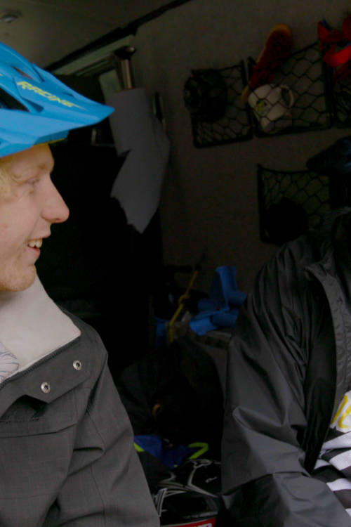 Rob Meets Bernard Kerr