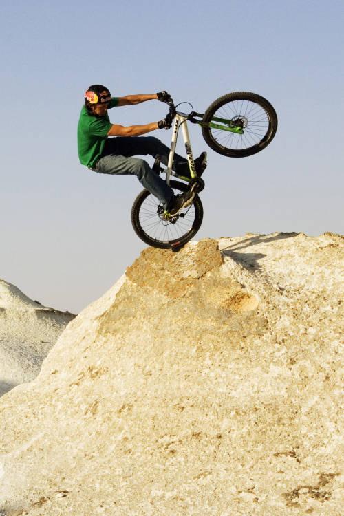 MTB Stunts