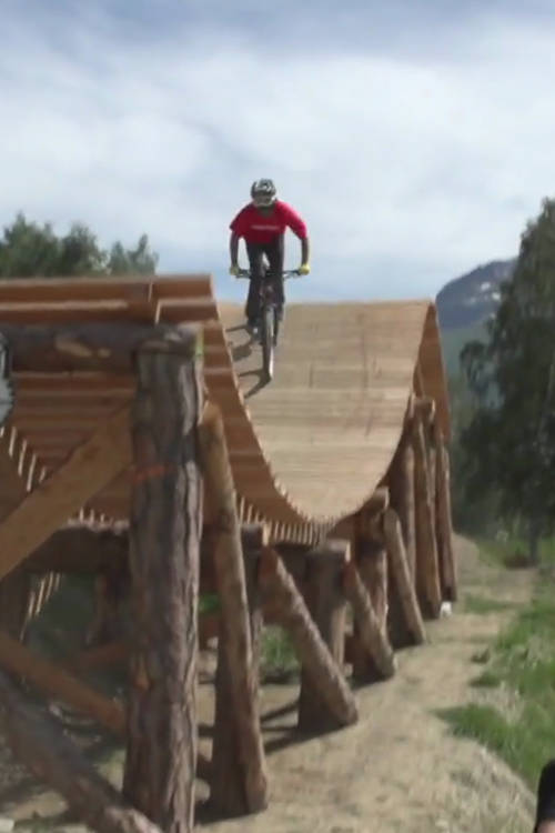 Les 2 Alpes Bike Park