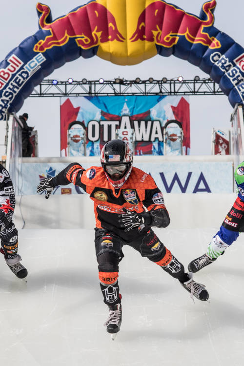 ABC of... Crashed Ice
