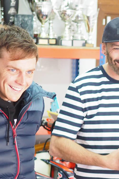 Rob Meets Jonny Walker