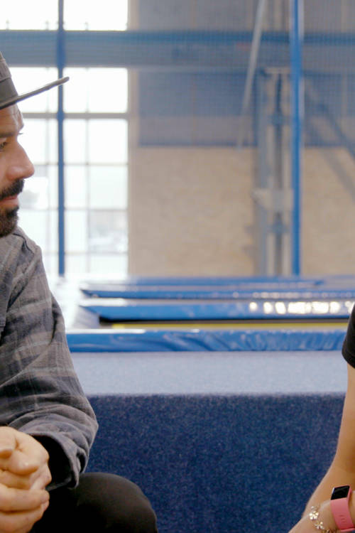 Rob Meets Jolanda Neff