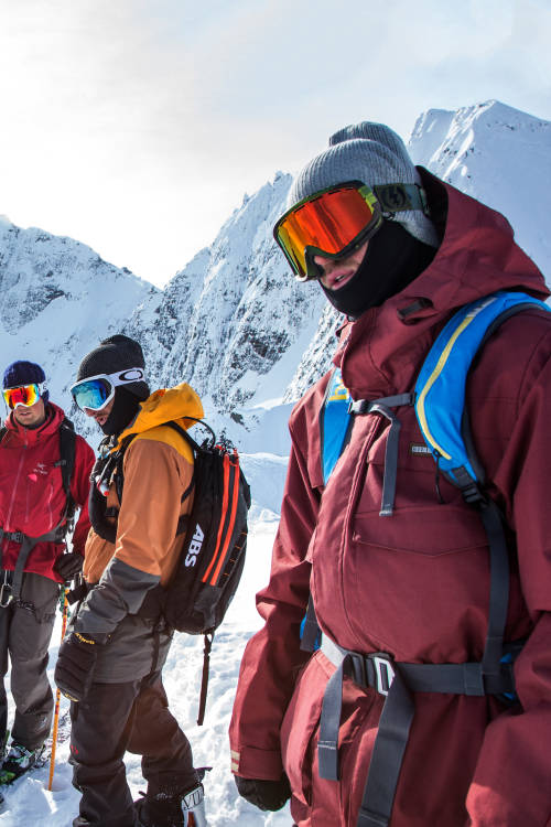 Backcountry Powder Lines