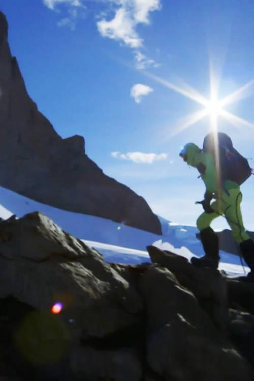 Summit of Antarctica