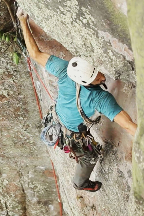The Primal Climb