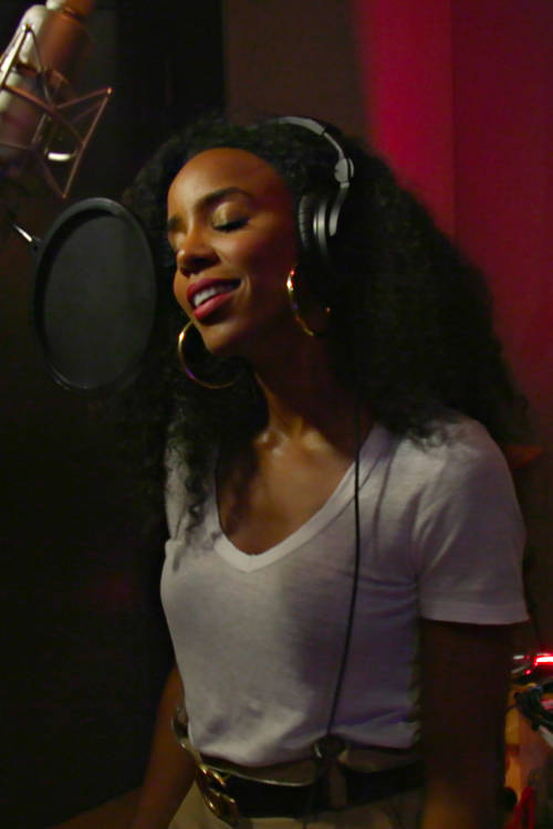 Red Bull Music Studio Sessions: Kelly Rowland