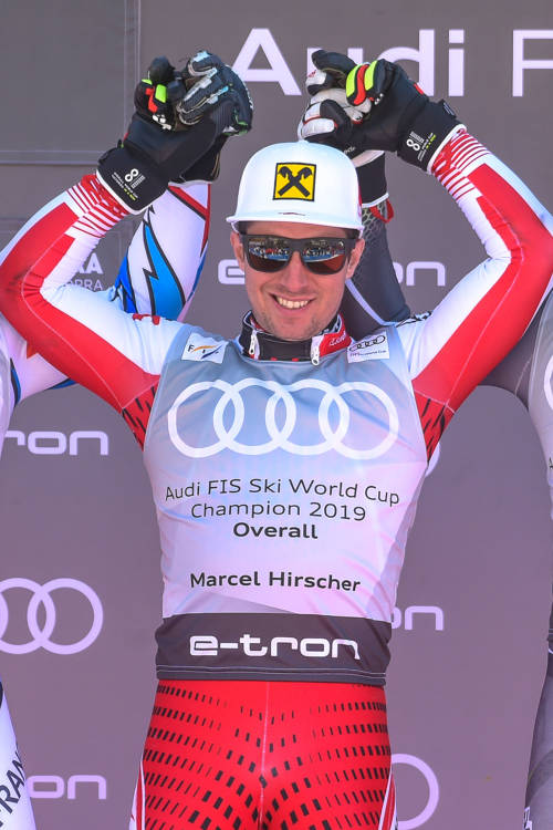 Marcel Hirscher remains the king