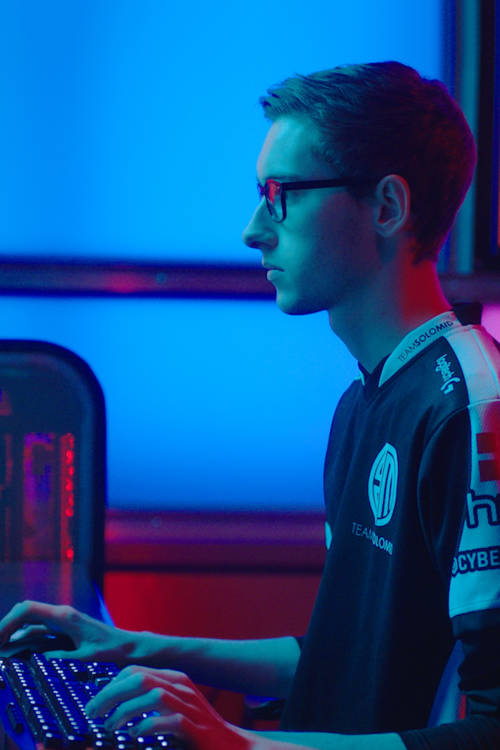From Denmark to Team SoloMid