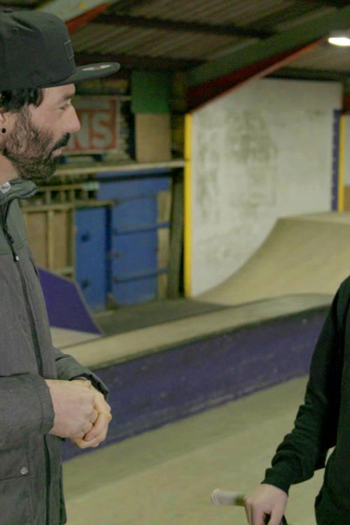 Rob Meets Danny Hart