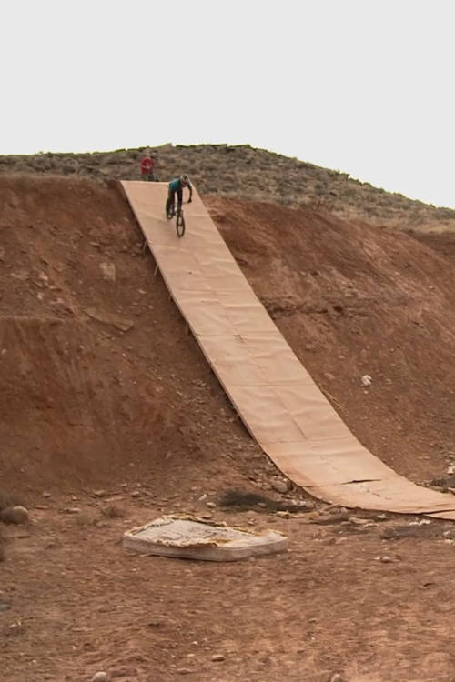 Mega Ramp in Utah