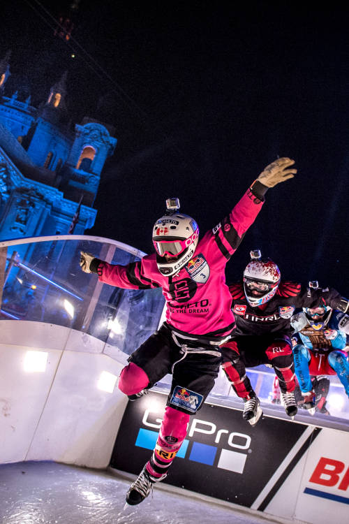 Crashed Ice: St Paul, Minnesota