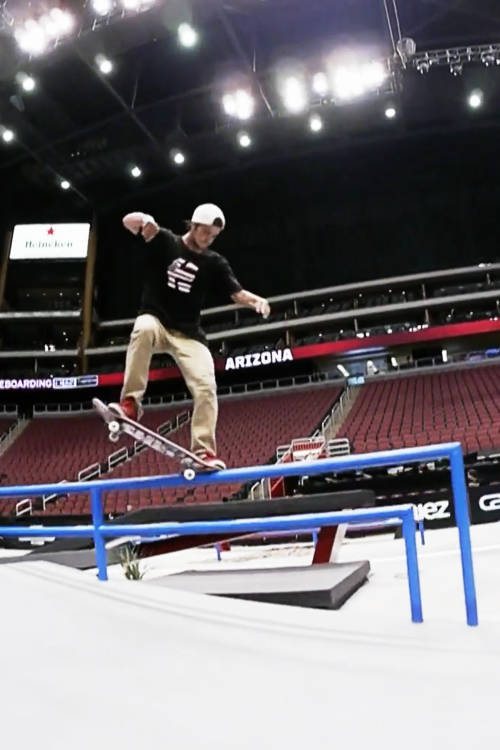 Heating Up Street League