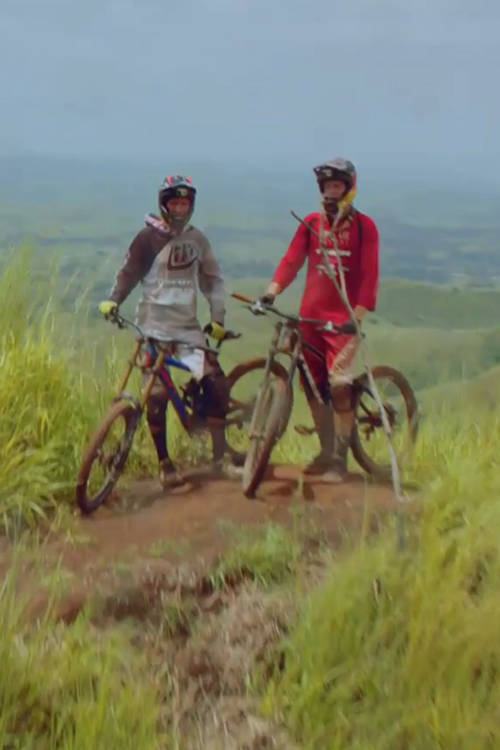 Downhill Sessions in Fiji