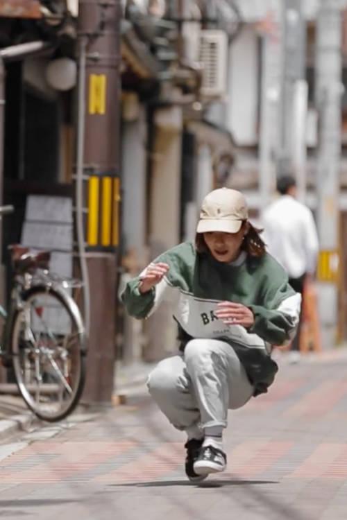 B-Girl Ayumi