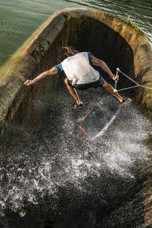 Spillways & Zoo Gaps