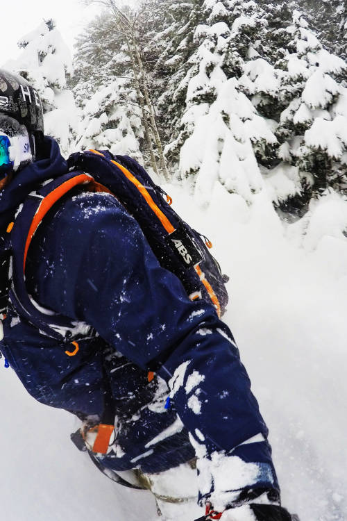 How to set up your splitboard