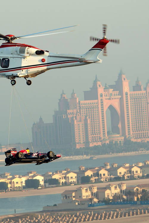 Red Bull Racing's Off-Track Adventures