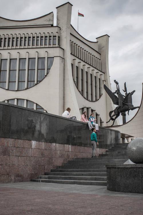 Circling around Belarus