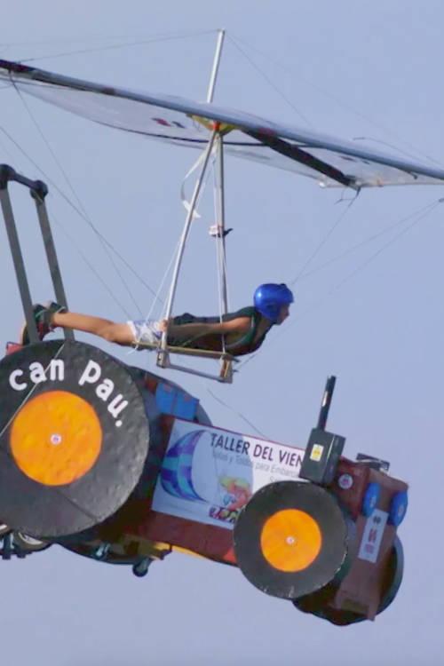 Human-Powered Flight