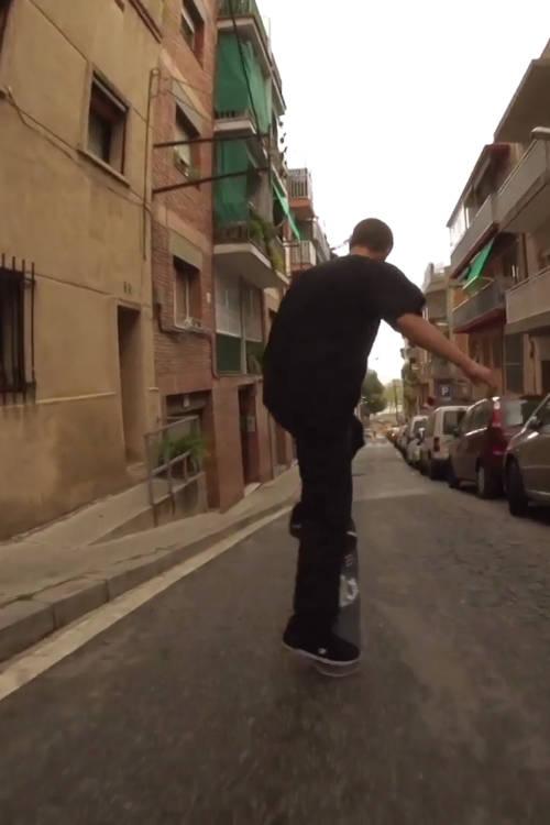 Barcelona: Part 1