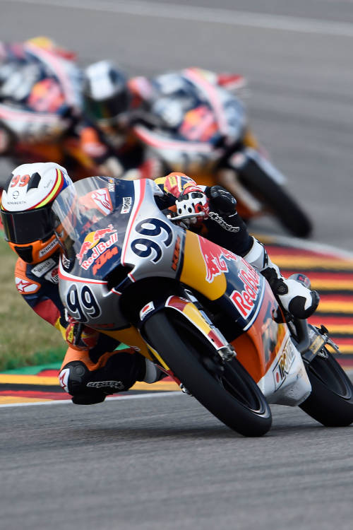 Red Bull MotoGP™ Rookies Cup