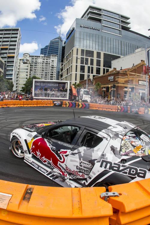 Red Bull Drift Shifters
