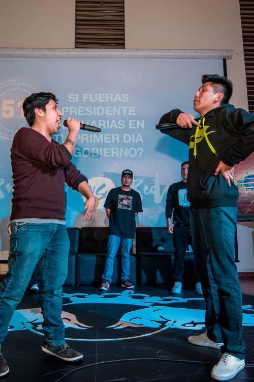 Red Bull Batalla de los Gallos: La Paz, Bolivia