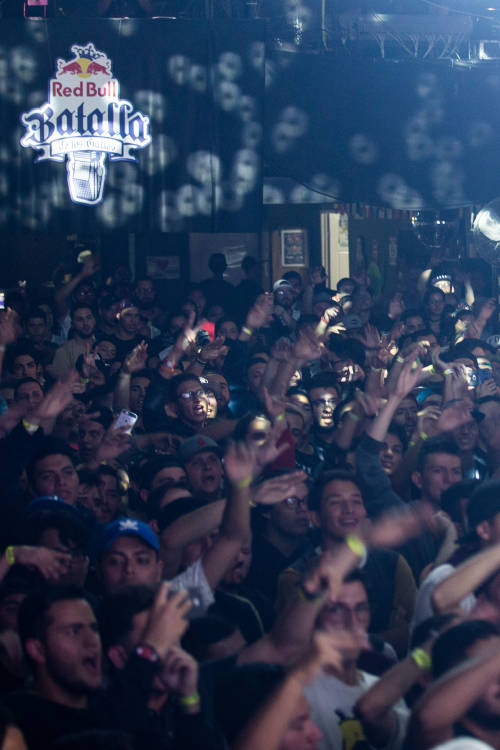 Red Bull Batalla de los Gallos: Havana, Cuba