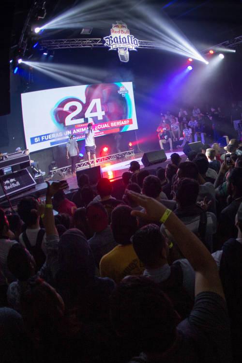 Red Bull Batalla de los Gallos: San José, Costa Rica