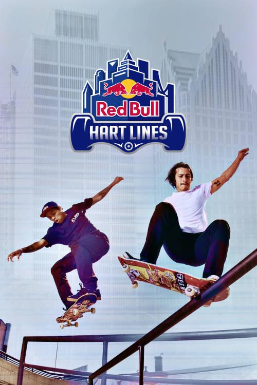 Red Bull Hart Lines