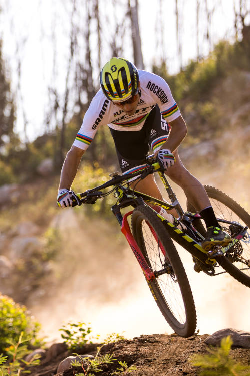 A Mountain Biker's Hunt for Glory