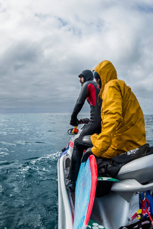 Surfing Antarctica