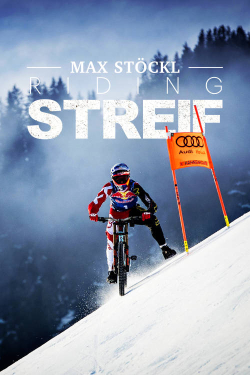 Max Stöckl takes on the Streif