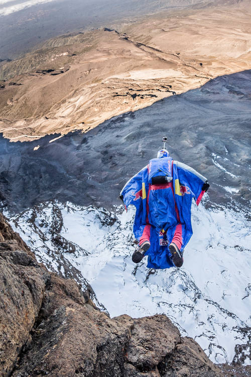 Kilimanjaro Free Fall