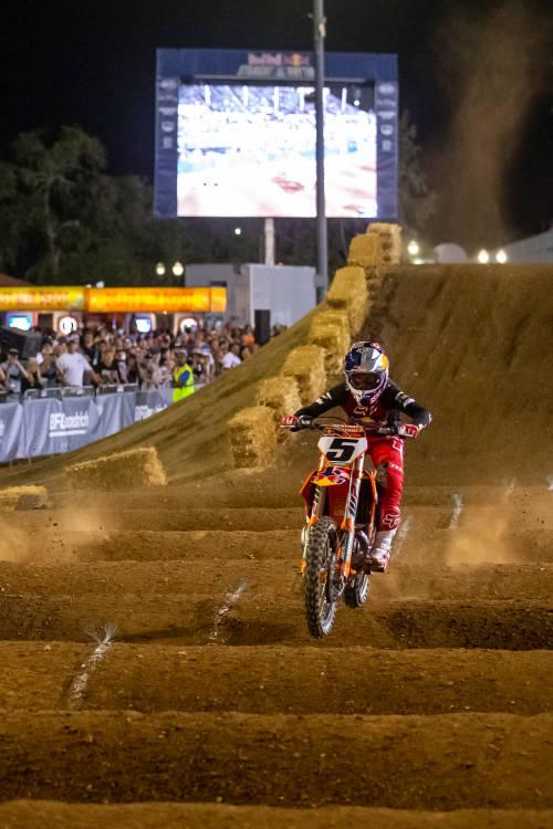 Finals – Pomona, California