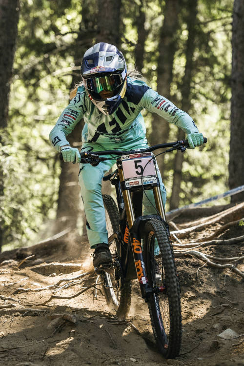Women's DH Finals – Leogang