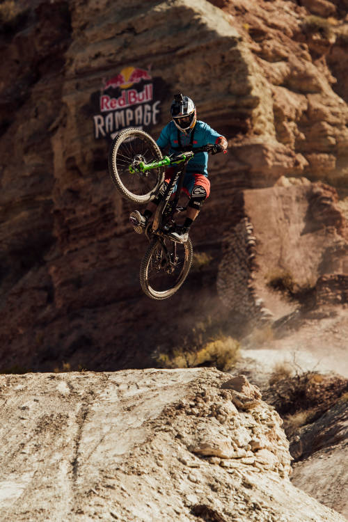 Red Bull Rampage Revealed
