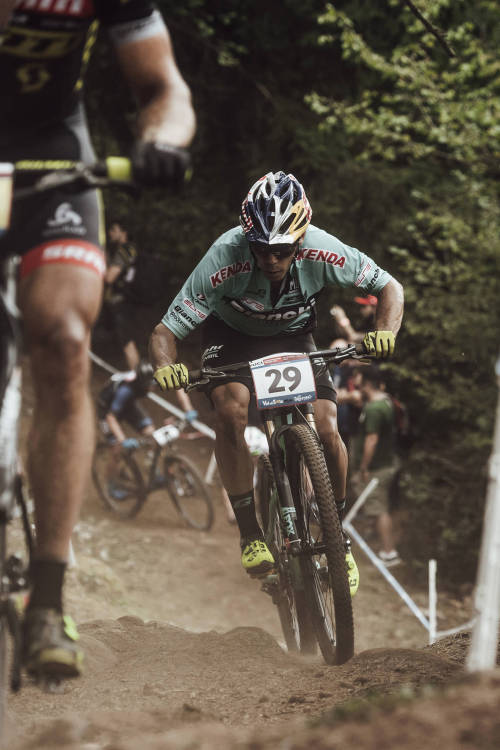Men's XCO Finals (EN) – Val di Sole