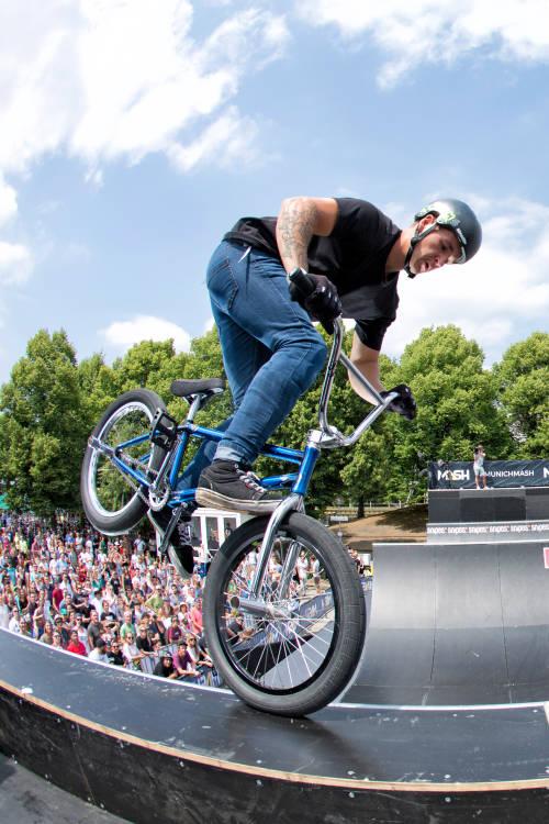 BMX Park finals