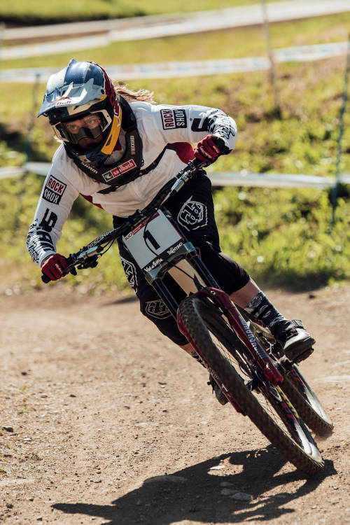Women's and Men's DH finals – Lenzerheide