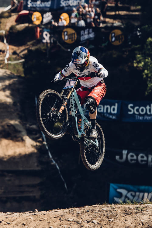 Women's DH Finals – Fort William