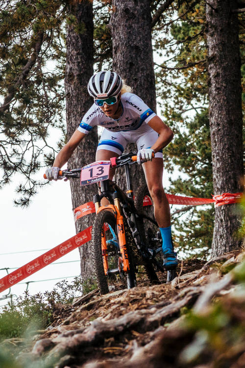 Women's XCO Finals – Val di Sole